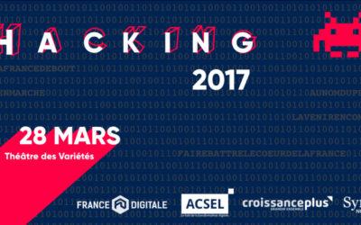 Hacking de la Présidentielle 2017 au Théâtre des Variétés