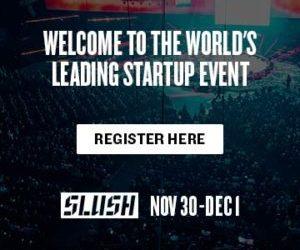 SLUSH – 30 novembre et 1er décembre