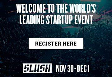 Slush – Helsinki les 30 novembre et 1 er décembre