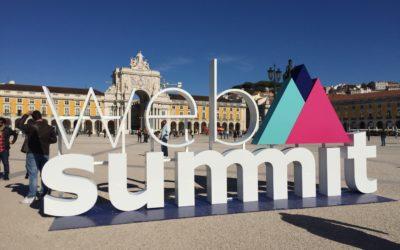 Quand le monde de la Tech se retrouve à Lisbonne …