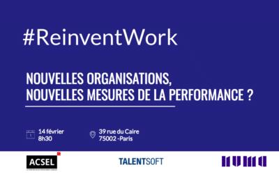 ReinventWork // Comment mesurer la performance des soft skills ?