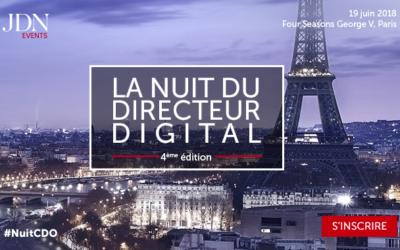 L'ACSEL est partenaire de La Nuit du Directeur Digital – RDV le 19 juin 2018