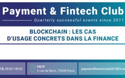 """Retour sur notre matinée Payment Fintech Club """"Blockchain: les cas d'usage concrets dans l'industrie de la finance"""""""