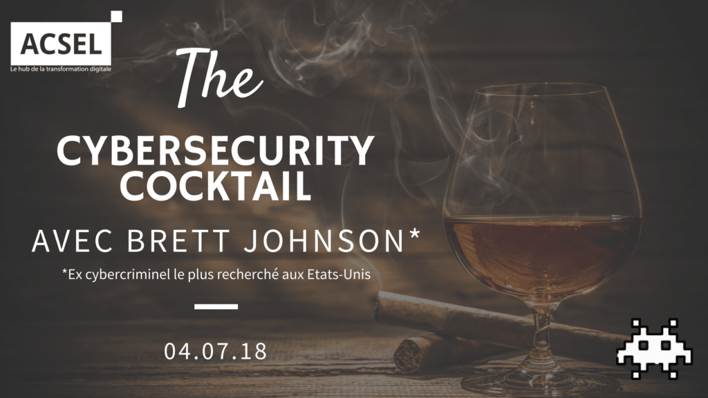 The Cybersecurity Cocktail