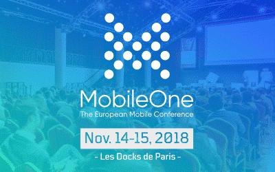 Partenariat avec MobileOne – Les 14 & 15 novembre 2018