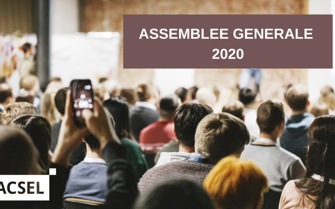 Assemblée générale ordinaire 2020 – Candidats