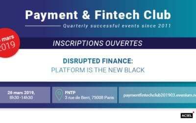 Les plateformes dans la transformation digitale de la finance