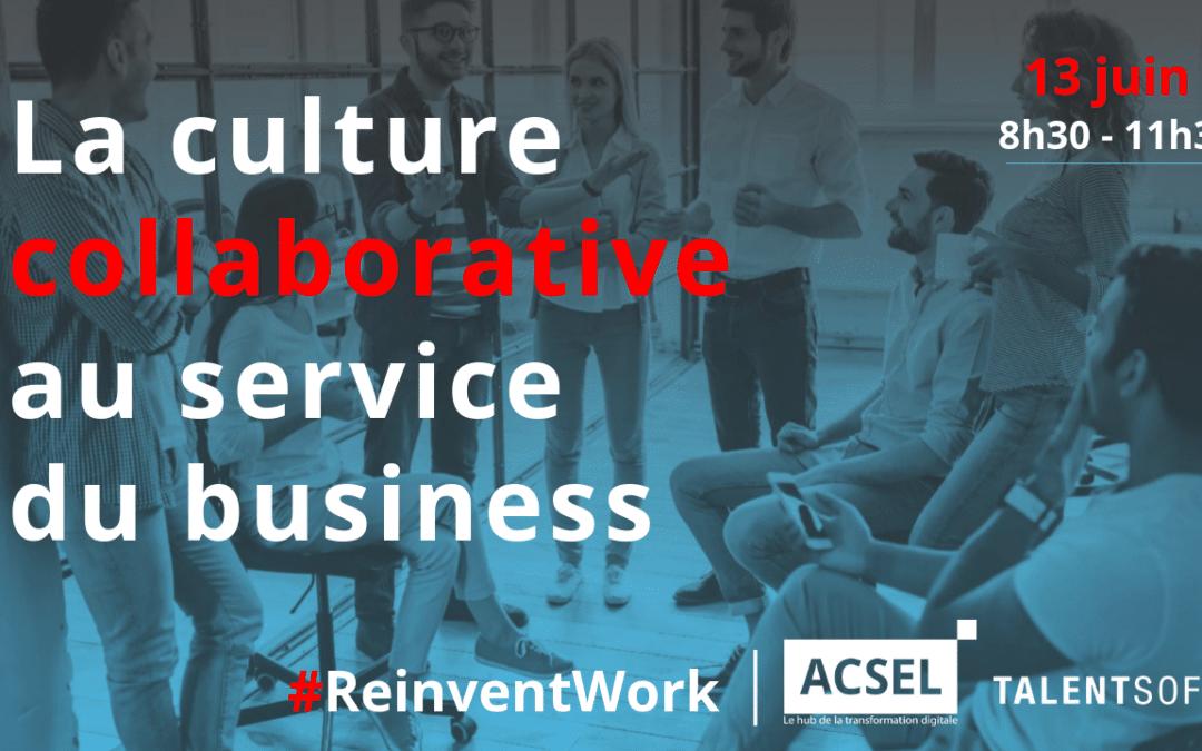 La culture collaborative au service du business