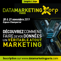 Partenariat avec Data Marketing Paris