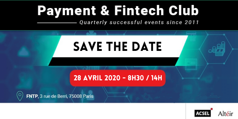 Le Payment & Fintech Club revient le 28 avril, stay tuned !