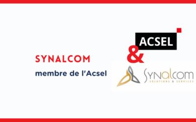 Pourquoi Synalcom a rejoint l'Acsel