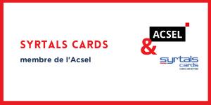 Pourquoi Syrtals Cards & Beyond a rejoint l'Acsel