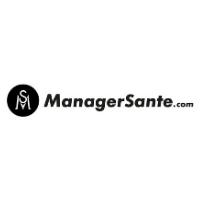 Logo manager santé