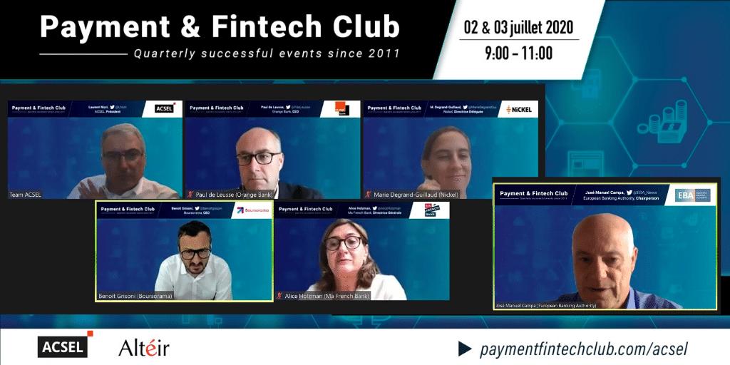payment & fintech club 2 juillet
