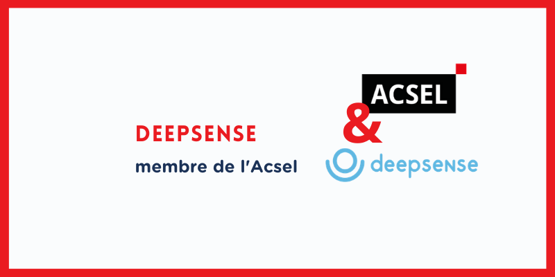 Pourquoi Deepsense a rejoint l'Acsel