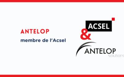 Pourquoi Antelop a rejoint l'Acsel
