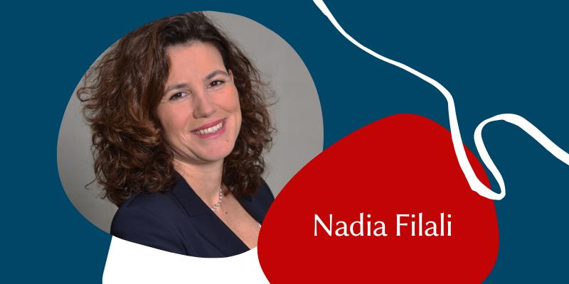 Ils/Elles font l'Acsel – Rencontre avec Nadia Filali