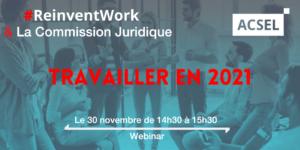 ReinventWork : nouvel élan en 2021