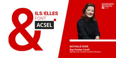 Rencontre avec Nathalie Doré