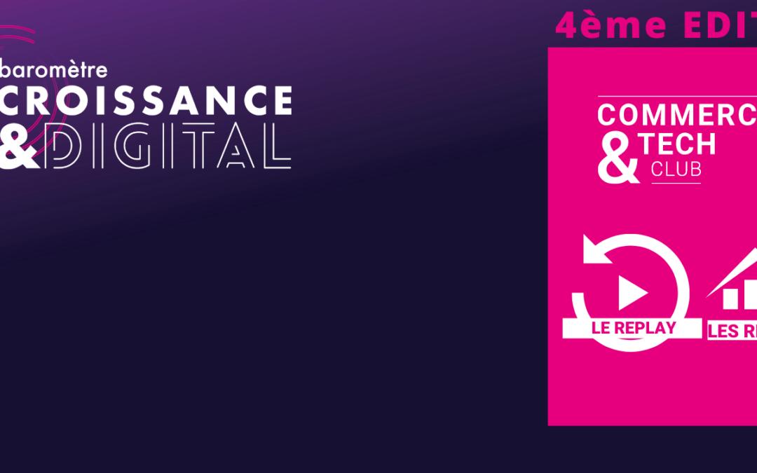 Baromètre Croissance & Digital – 4ème Edition – Les résultats