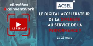 Le digital, accélérateur de la diversité au service de la performance ?