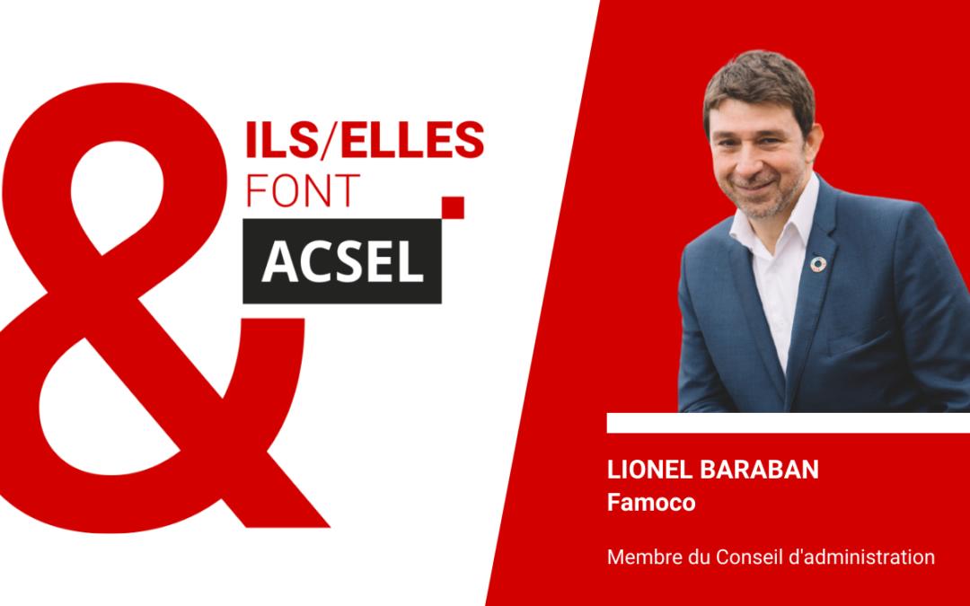 Rencontre avec Lionel Baraban