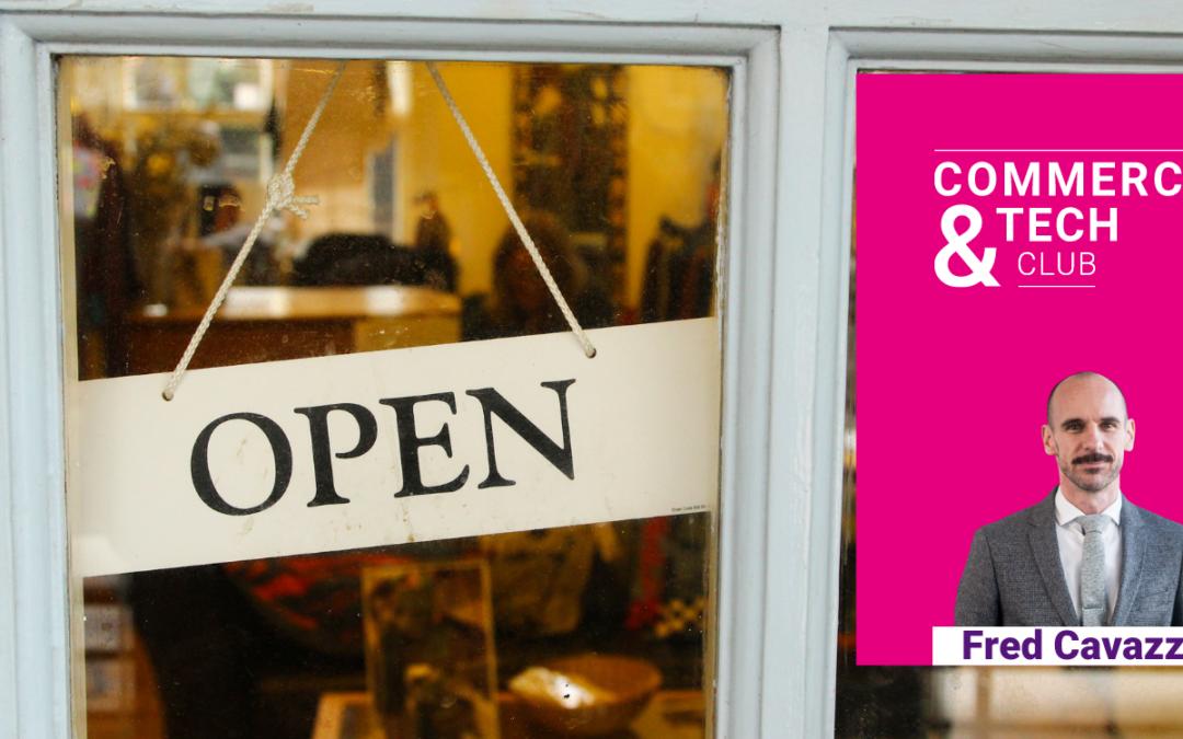 Le commerce en ligne local est un commerce hybride de proximité, ce n'est pas du ecommerce