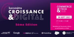 5ème édition Baromètre Croissance & Digital