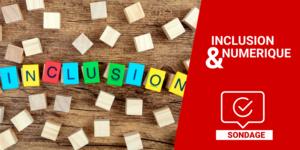 Sondage sur l'inclusion numérique